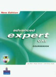 Advanced Expert New Edition - Coursebook Plus Itest Cd-rom [Książka Ucznia Plus Itest Cd-rom] - 2839265769