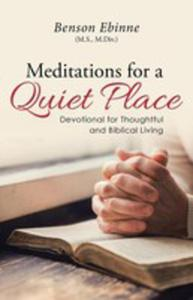 Meditations For A Quiet Place - 2860629181