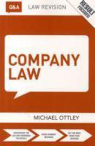 Q&a Company Law - 2840395225