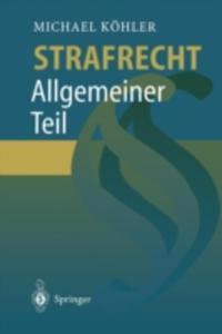 Strafrecht : Allgemeiner Teil - 2857134613