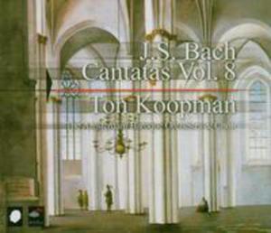 Complete Bach Cantatas Vo - 2845995101