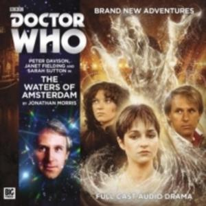Doctor Who Main Range 208 - The Waters Of Amsterdam - 2848642516