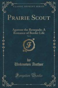 Prairie Scout, Vol. 1 - 2871414211