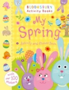 My Spring Activity And Sticker Book - 2840045989