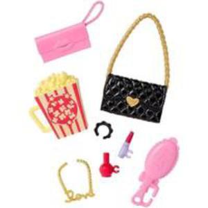 Barbie. Modne Akcesoria Movie Night - 2846955957