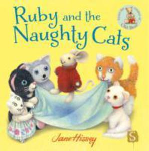 Ruby And The Naughty Cats - 2840843414