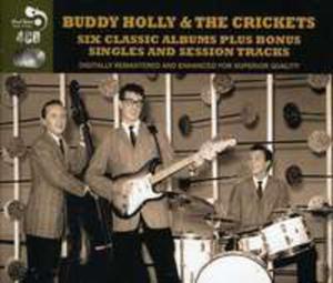 6 Classic Albums Plus Bonus Singles & Session Tracks - 2839292704