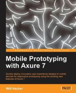 Mobile Prototyping With Axure 7 - 2852943197