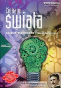 Ciekawi Świata 4-6 Zajęcia Techniczne Podręcznik Wieloletni Część Techniczna - 2840271896