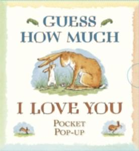 Guess How Much I Love You - Pocket Pop - Up - 2843687984