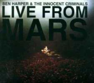 Live From Mars - 2839203607