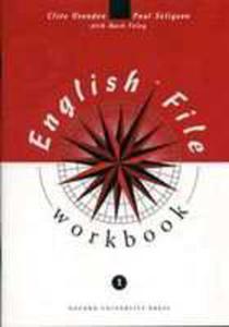 English File 1 Workbook With Key - 2839223215