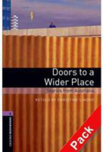 Obl 4: Doors To A Wider Place : Stories From Australia + Cd - 2847646827