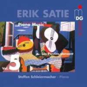 Piano Music Vol. 5, Les Pantins Dansent - 2839213792
