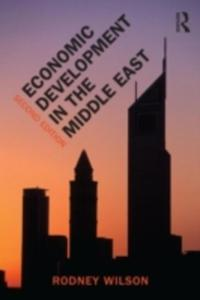 Economic Development In The Middle East - 2840036123