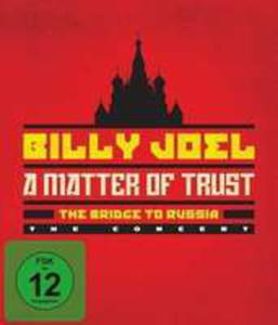 A Matter Of Trust: The Bridge To Russia: The Concert (Dvd) - 2839838869