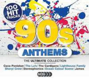 Ultimate 90s Anthems - 2852388902