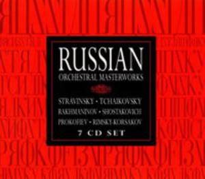 Russian Orchestral Works - 2839313197