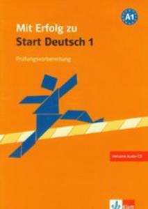 Mit Erfolg Zu Start Deutsch 1 Prufungsvorbereitung + Cd - 2839329167