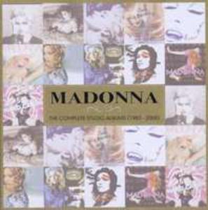 Complete Studio Albums (1983 - 2008) - 2844897116