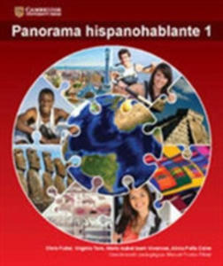 Panorama Hispanohablante Student Book 1 - 2842400099