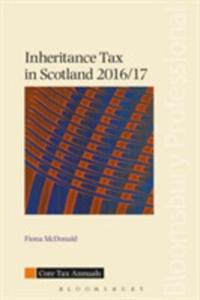 Inheritance Tax In Scotland 2016/17 - 2860456888