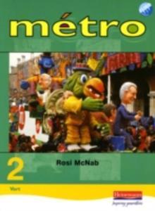 Metro 2 Vert Pupil Book Euro Edition - 2841477834
