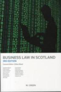 Business Law In Scotland - 2842836092