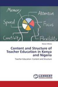 Content And Structure Of Teacher Education In Kenya And Nigeria - 2857267322