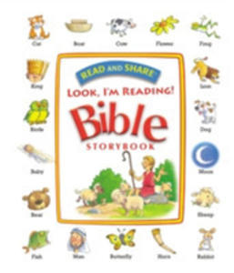 Read And Share Look, I'm Reading! Bible Storybook - 2843976388