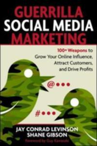 Guerrilla Social Media Marketing - 2841709421