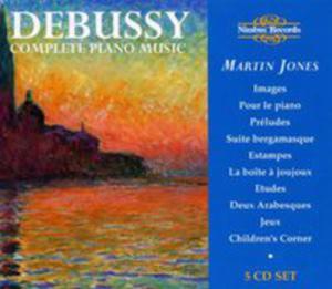 Complete Piano Music - 2839313036