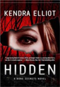 Hidden A Bone Secrets Novel - 2839996276