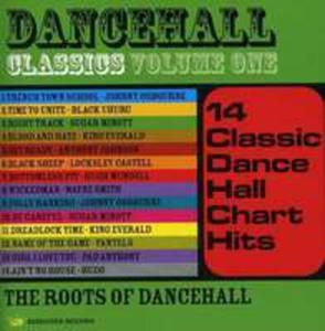 Dancehall Classics Volume - 2839412141