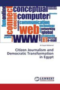 Citizen Journalism And Democratic Transformation In Egypt - 2870788758