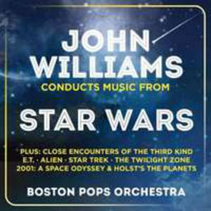 John Williams Conducts Music From Star Wars - 2840304063