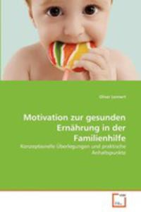 Motivation Zur Gesunden Ern Hrung In Der Familienhilfe - 2870841981