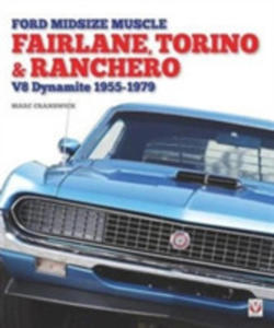 Ford Midsize Muscle - Fairlane, Torino & Ranchero - 2841720097