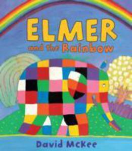 Elmer And The Rainbow - 2843688683