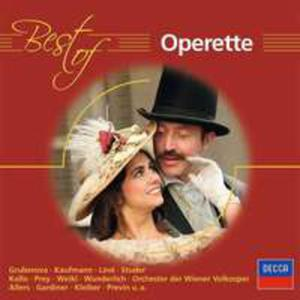 Best Of Operette - 2839302222