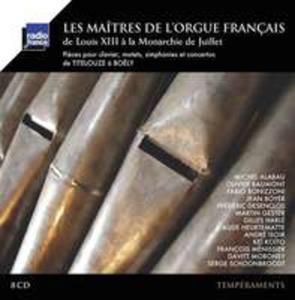 Les Maitres De L'orgue Fr - 2839755704