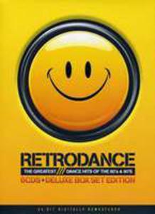 Retrodance De Luxe - 2839315501