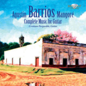Barrios: Complete Guitar Music - 2839274880