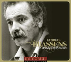 Georges Brassens: La Mauvaise Reputation - 2839284335