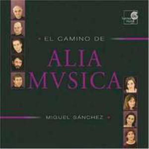 El Camino De Alia Musica - 2839316522