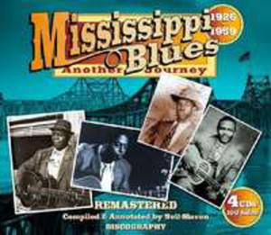 Mississippi Blues 1926-59 - 2840295881