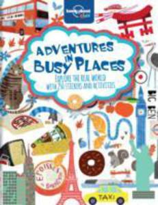Adventures In Busy Places, Activities And Sticker Books - 2852827138
