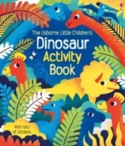 Little Children's Dinosaur Activity Book - 2840429176