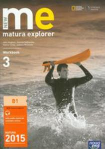 New Matura Explorer 2 Workbook Matura 2015 - 2846733385