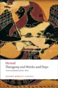 Theogony And Works And Days - 2839863049